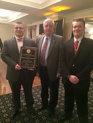 Middletown Recieves Unit Citation