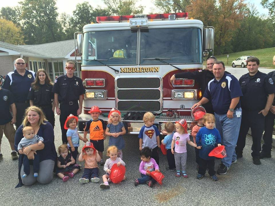 Fire Prevention Week and Annual Thrill Show