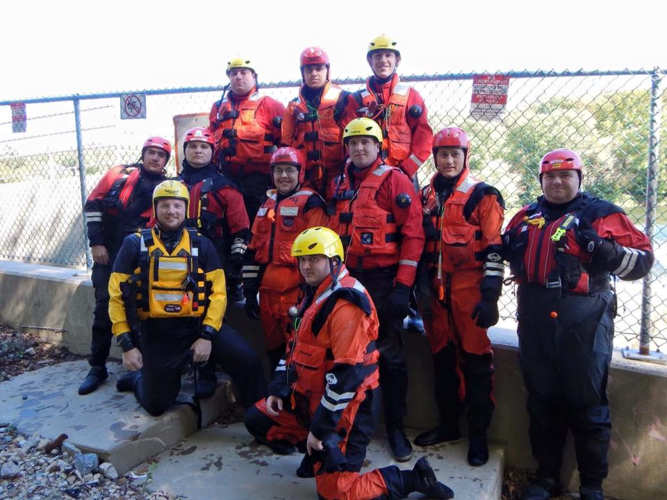 Members Complete Water Rescue Certification